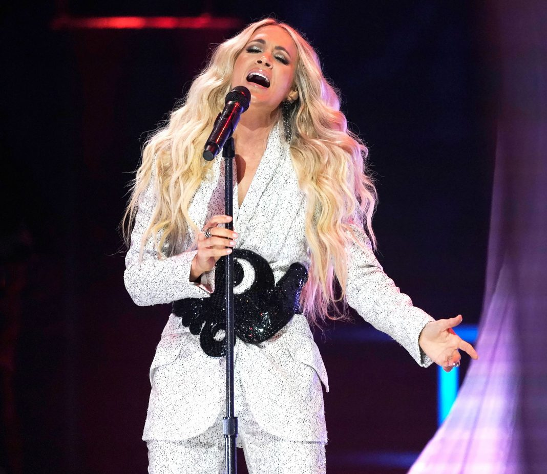 carrie-underwood-wore-head-to-toe-sequins-for-her-2021-cmts-performance