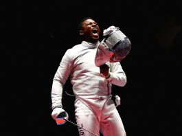 how-to-keep-your-cool,-according-to-olympic-fencer-daryl-homer
